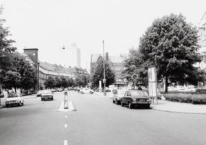 Maasstraat in 1977