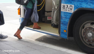 รถเมล์ชานต่ำ ก้าวขึ้นลงได้ง่าย