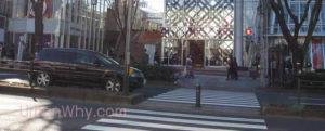 pedestrian island japan